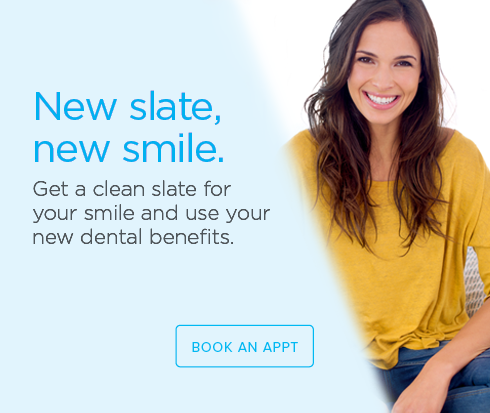 Olathe South Dentistry - New Year, New Dental Benefits