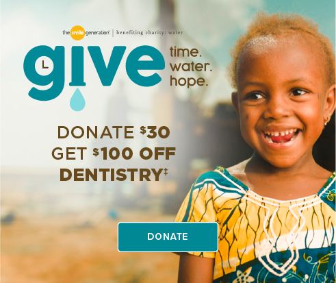 Donate $30, Get $100 Off Dentistry - Olathe South Dentistry