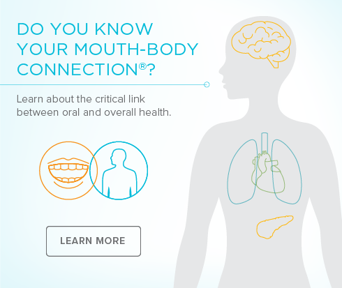 Olathe South Dentistry - Mouth-Body Connection